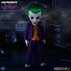 【現貨】Mezco Toyz LDD Presents DC Universe - Joker Action Figure