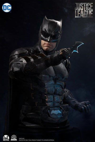 【已截訂】Infinity Studio Batman half body statue