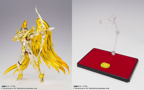 網店限定【已截訂】Bandai Saint Seiya Myth EX Sagittarius Aiolos (GOD CLOTH) Action Figure [再販]