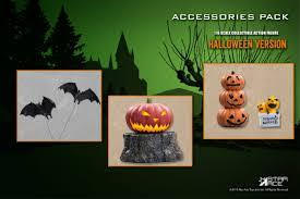 【已截訂】Star Ace Accessories Pack 1-6 Halloween ver.