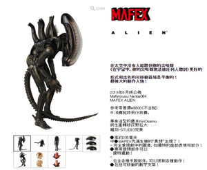 【已截訂】MEDICOM TOY Marvel Mafex No.084 Alien Action Figure