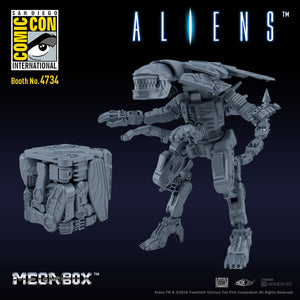 【已截訂】52TOYS Alien MegaBox Xenomorph Queen Action Figure