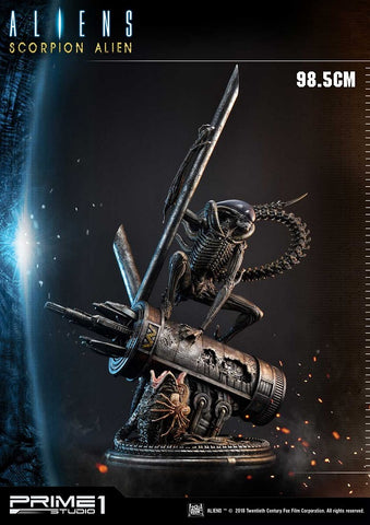 【已截訂】Prime 1 Studio Aliens Scorpion Alien 1/4 Scale