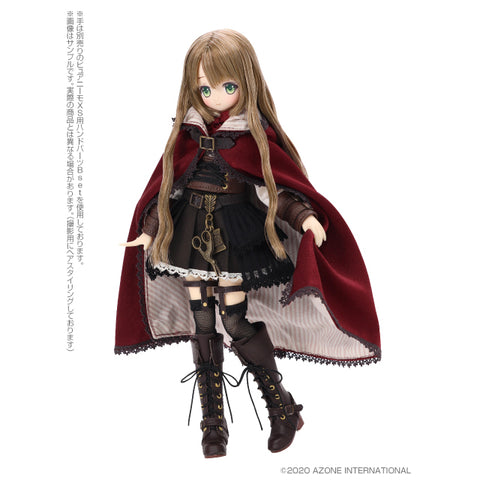 【預訂日期至04-Oct-20】Azone Alvastaria Tia-Seamstress Little Red Riding Hood and the forest wolf Action Doll