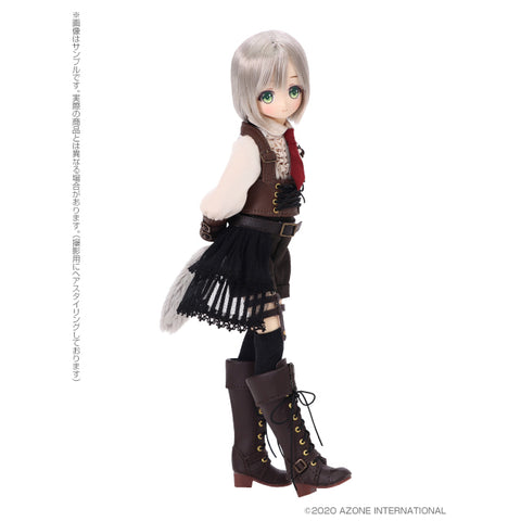 【預訂日期至04-Oct-20】Azone Alvastaria Tio ~ Seamstress Little Red Riding Hood and the forest wolf Action Doll