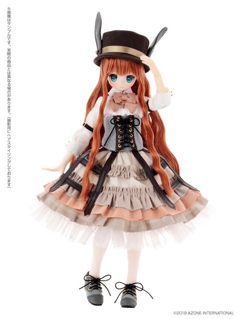 【已截訂】Azone Alvastaria Ravi-early -summer newspaper press Action Doll