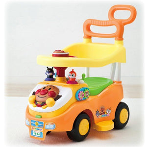 【預訂】Pinocchio Anpanman Good luck busy car