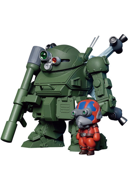 【已截訂】MEDICOM TOY Armored Trooper Votoms 5PRO ATM-09-ST Scope Dog Round Mover Action Figure
