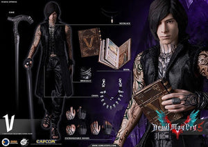 【已截訂】Asmus Toys DMC501   Devil May Cry V Action Figure