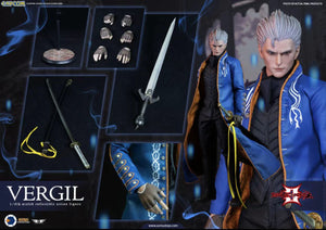 【已截訂】Asmus Toys The Devil May Cry series Vergil (DMCiii) Standard Edition 1/6 Action Figure [再販]