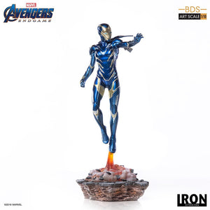 Avengers Endgame - Pepper Potts in Rescue Suit BDS Art Scale 1/10 Resin Statue | 復仇者聯盟 雕像 | Iron Studios【現貨】