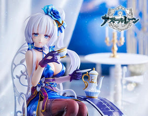 【已截訂】Kotobukiya Azur Lane Illustrious Owaranai Ochakai ver. Limited Edition 1/7 PVC Figure