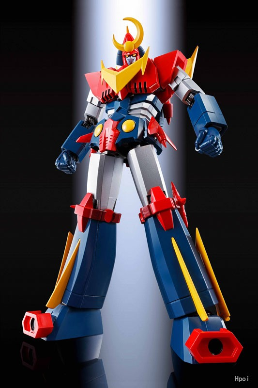 【現貨】Bandai Super Machine Zambot 3 Soul Of Chogokin GX-84 Full Action Zambot 3 Action Figure