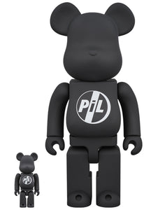 【已截訂】MEDICOM TOY BE@RBRICK PIL 100%&400% set