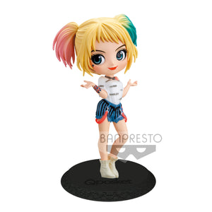 【預訂日期至19-Sep-20】Banpresto BIRDS OF PREY Q POSKET-HARLEY QUINN-VOL.3(VER.A) PVC Figure