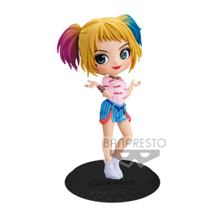 【預訂日期至19-Sep-20】Banpresto BIRDS OF PREY Q POSKET-HARLEY QUINN-VOL.3(VER.B) PVC Figure