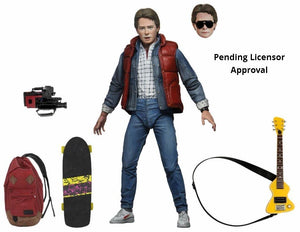 【已截訂】NECA Back to the Future – 7'' Scale Action Figure – Ultimate Marty Action Figure