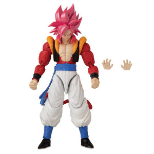 Dragon Stars Series Super Saiyan 4 Gogeta