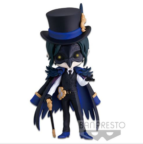 Banpresto 迪士尼 Twisted-Wonderland Q posket Petit Vol.2 (C:Dire Crowley) PVC Figure【現貨】