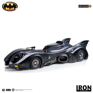 【已截訂】Iron Studios Batman (1989) Batmboile Art Scale 1/10 Resin Statue