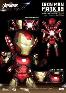 【已截訂】Beast Kingdom~ EAA-110 Avengers - Endgame Iron Man Mark 85 Action Figure