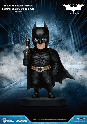 【預訂日期至01-Feb-20】Beast Kingdom~MEA-017 The Dark Knight Trilogy Batman Grappling gun Ver PVC Figure