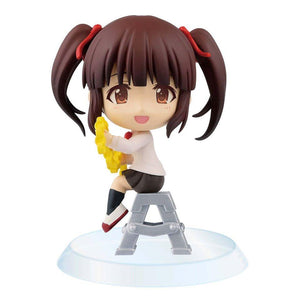 CHIBIKYUN CHARACTER THE IDOLMASTER CINDERELLA GIRLS VOL.2| 緒方智繪里 PVC Figure | Banpresto【現貨】