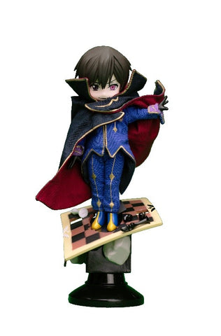 【已截訂】Piccodo CODE GEASS LELOUCH OF THE REBELLION LELOUCH DEFORMED VIGNETTE DOLL Action Doll