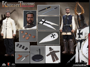 【預訂日期至05-Oct-19】COOMODEL SE055 1-6 SERIES OF EMPIRES (DIE-CAST ALLOY) - HERALD OF KNIGHTS TEUTONIC 1/6 Action Figure