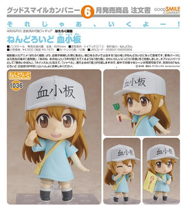 【已截訂】GSC Good Smile Company Nendoroid No.1036 Cells at Work! Platelet
