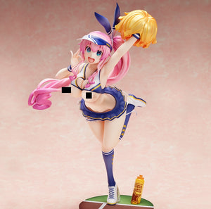 【已截訂】Native Cheer Gal PVC figure R18