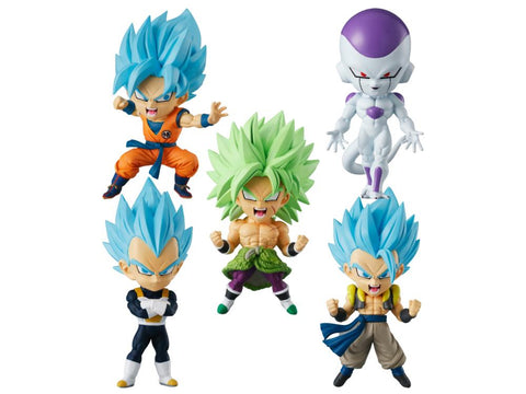 【預訂-數量有限,額滿即止】Bandai Chibi Masters Dragon Ball(全5種)