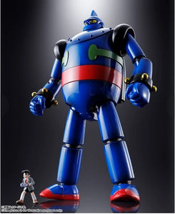 GX-24R Tetsujin 28 Tetsujin 28 (1963) Version with music | 超合金魂 Action Figure | Bandai【現貨】