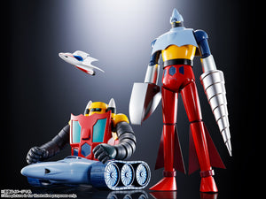 【已截訂】Bandai Chougoukintamashi GX-91 Getter 2&3 DC Action Figure