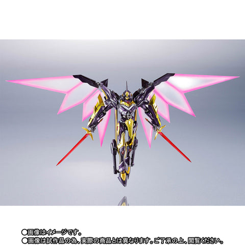 【已截訂】Bandai Metal Robot Spirit Code Geass Lelouch of the Resurrection (Side KMF) Lancelot Albion Zero Action Figure [JP Ver] [By Air]