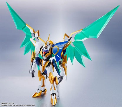 【已截訂】Bandai Code Geass RS SIDE KMF Lanclot Sin Action Figure