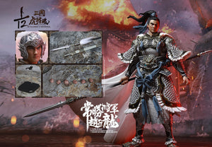 "【預訂】INFLAMES IFT-050  The 1/12th scale ""Sets Of Soul Of Tiger Generals -Zhao Zilong 1/12 Action Figure"