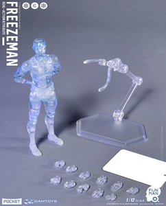 "【現貨】DAMTOYS 1/12TH SCALE ACTION FIGURE ""FREEZEMAN"""