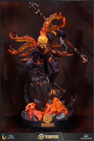 【已截訂】DAMTOYS Honor of Kings series - Hellfire Sun Wukong 1/8 Statue