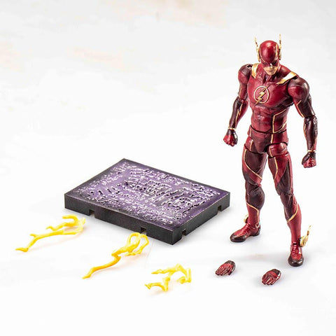 【已截訂】Hiya Toys DC Comics Flash 1/18 Action Figure