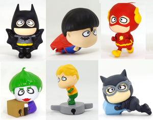 【已截訂】Soap Studio DC Comics B.wing A Family - Cable Bite Figures [全6種]