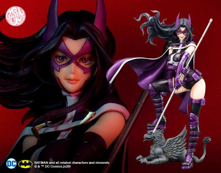 【已截訂】Kotobukiya DC Comics Bishoujo Huntress 2nd Edition 1/7 PVC Figure