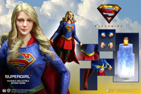 【已截訂】Star Ace DC Comics SuperGirl 1/8 Action Figure