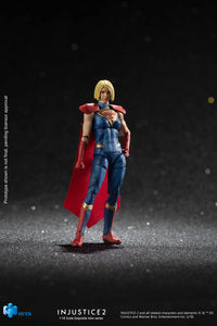 【已截訂】Hiya Toys DC Comics Supergirl 1/18 Action Figure