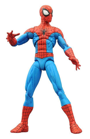 【預訂日期至13-Aug-20】DC~ Marvel Select - The Spectacular Spider-Man Action Figure