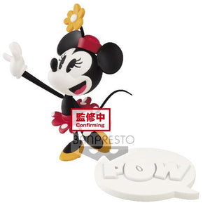 【已截訂】Banpresto DISNEY CHARACTERS MICKEY SHORTS COLLECTION VOL.2(AMINNIE MOUSE) PVC Figure
