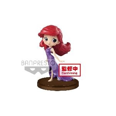 【已截訂】Banpresto DISNEY CHARACTER Q POSKET PETIT -STORY OF THE LITTLE MERMAID-(VER.D) PVC Figure