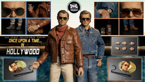 【預訂日期至04-Oct-20】DJCUSTOM    NO-16005 1/6   Hollywood time(Double time) Action Figure