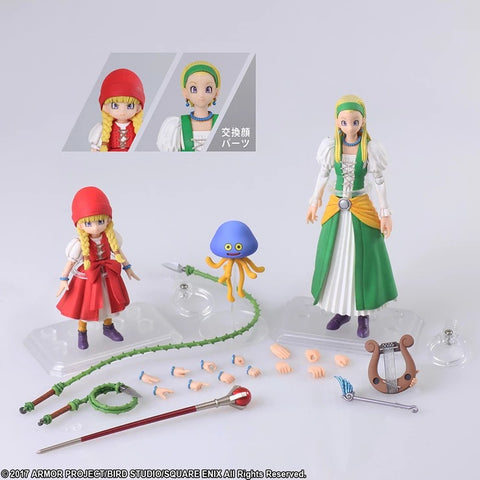 【現貨】Square Enix Dragon Quest XI Echoes of an Elusive Age Bring Arts Veronica & Senya Action Figure
