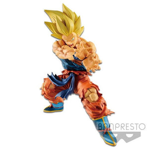 【預訂日期至20-Aug-20】Banpresto DRAGON BALL LEGENDS COLLAB -KAMEHAMEHA SON GOKU- PVC Figure